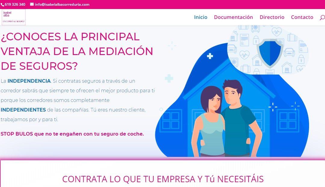 www.isabelalbacorreduria.com